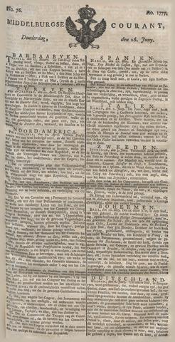 Middelburgsche Courant 1777-06-26