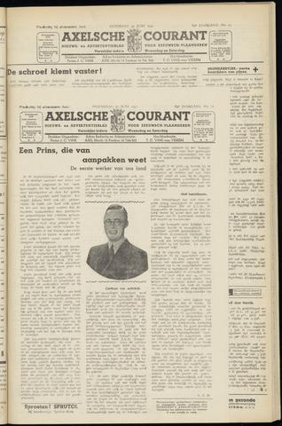 Axelsche Courant 1951-06-27