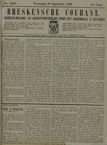 Breskensche Courant 1909-09-29