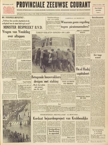 Provinciale Zeeuwse Courant 1963-10-25