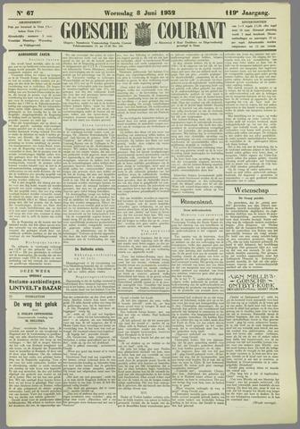Goessche Courant 1932-06-08