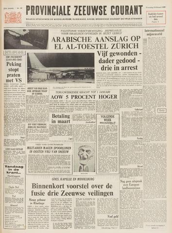 Provinciale Zeeuwse Courant 1969-02-19
