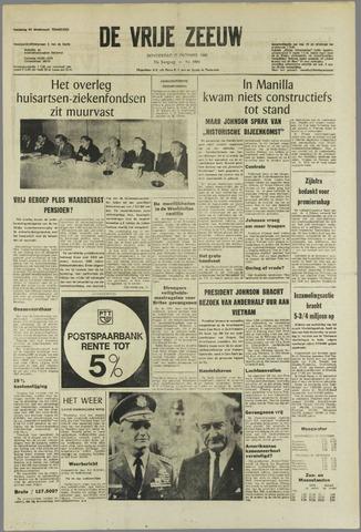 de Vrije Zeeuw 1966-10-27