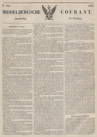 Middelburgsche Courant 1869-10-14