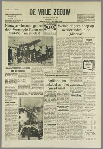 de Vrije Zeeuw 1968-01-31
