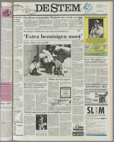 de Stem 1992-10-27