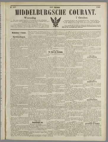 Middelburgsche Courant 1908-10-07