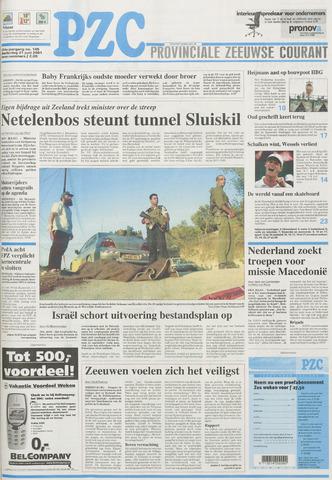 Provinciale Zeeuwse Courant 2001-06-21