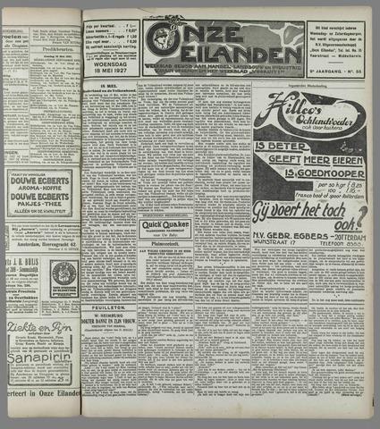 Onze Eilanden 1927-05-18