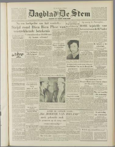 de Stem 1954-03-20