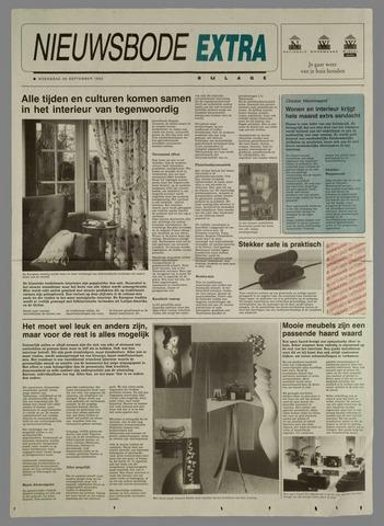 Zierikzeesche Nieuwsbode 1993-09-29
