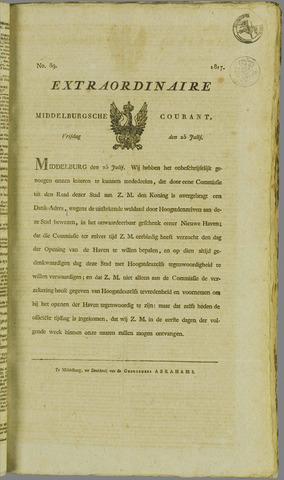 Middelburgsche Courant 1817-07-25