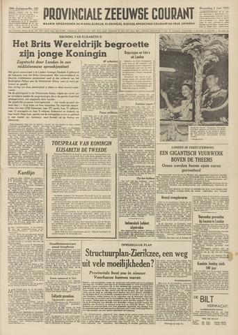 Provinciale Zeeuwse Courant 1953-06-03