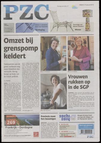 Provinciale Zeeuwse Courant 2014-01-31