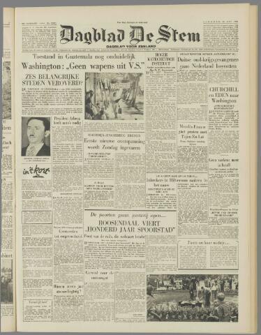 de Stem 1954-06-22