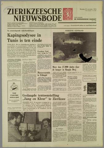Zierikzeesche Nieuwsbode 1974-11-25