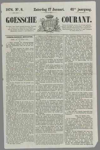 Goessche Courant 1874-01-17