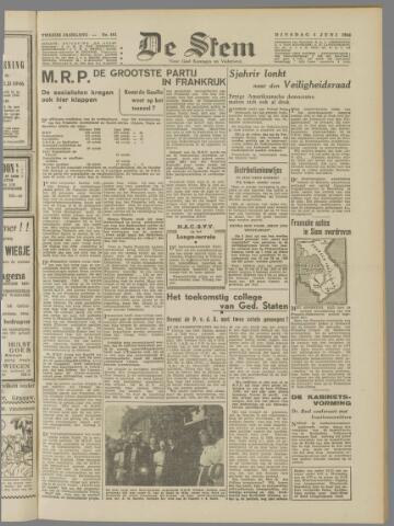 de Stem 1946-06-04