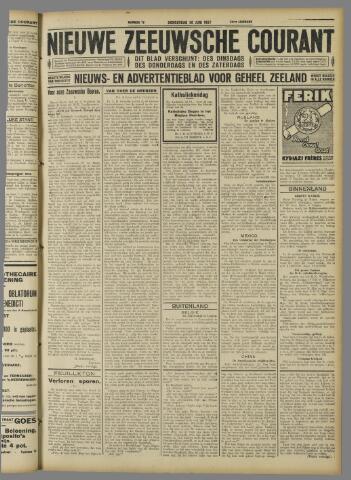Nieuwe Zeeuwsche Courant 1927-06-30