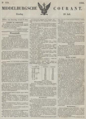 Middelburgsche Courant 1866-07-29