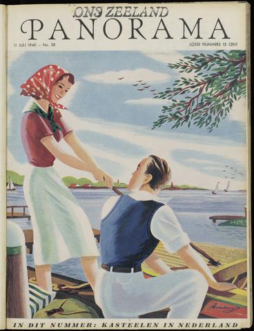 Ons Zeeland / Zeeuwsche editie 1940-07-11