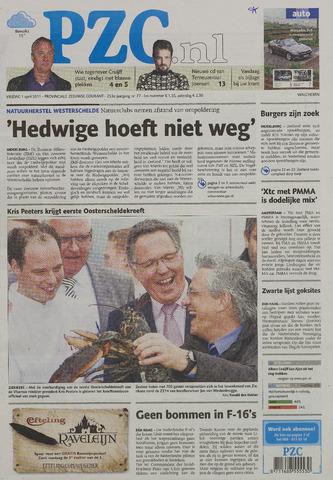 Provinciale Zeeuwse Courant 2011-04-01