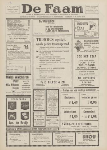 de Faam en de Faam/de Vlissinger 1963-12-06