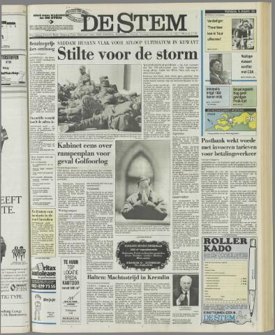 de Stem 1991-01-16