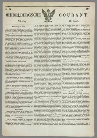 Middelburgsche Courant 1872-03-23