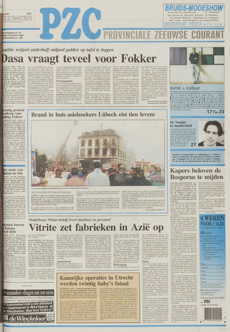 Provinciale Zeeuwse Courant 1996-01-19