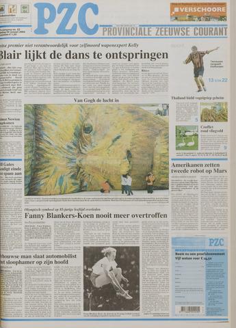 Provinciale Zeeuwse Courant 2004-01-26