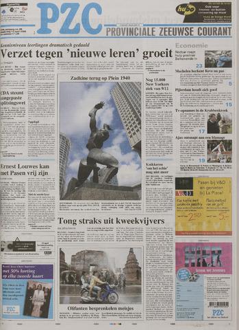 Provinciale Zeeuwse Courant 2006-04-13