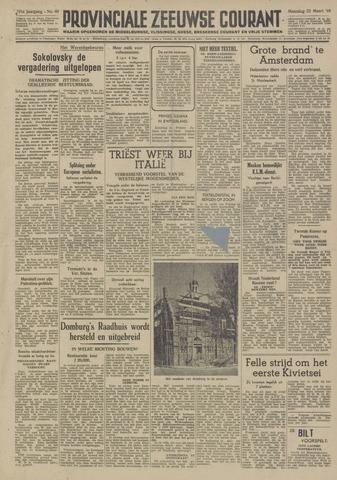 Provinciale Zeeuwse Courant 1948-03-22