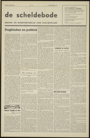 Scheldebode 1971-09-03