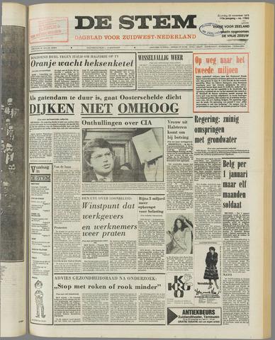 de Stem 1975-11-22