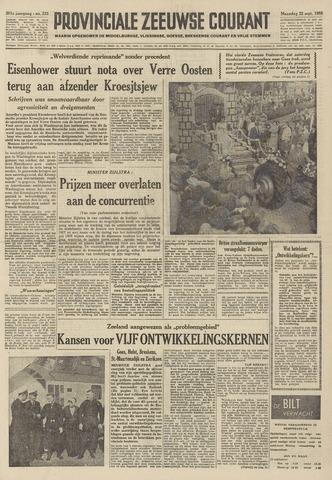 Provinciale Zeeuwse Courant 1958-09-22