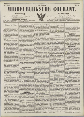 Middelburgsche Courant 1901-10-30