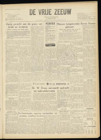 de Vrije Zeeuw 1956-10-12