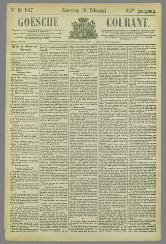 Goessche Courant 1917-02-10