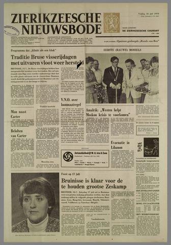 Zierikzeesche Nieuwsbode 1976-07-16