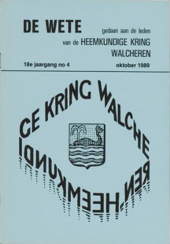 de Wete 1989-10-01