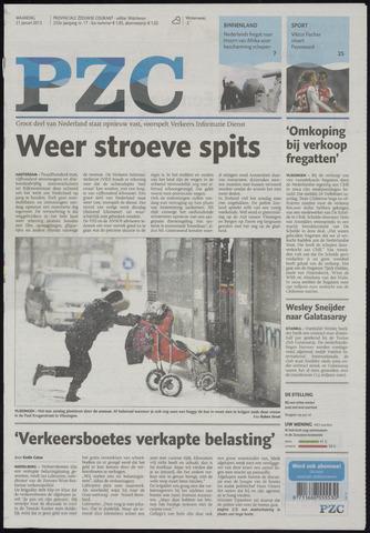 Provinciale Zeeuwse Courant 2013-01-21