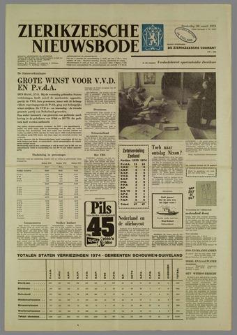 Zierikzeesche Nieuwsbode 1974-03-28