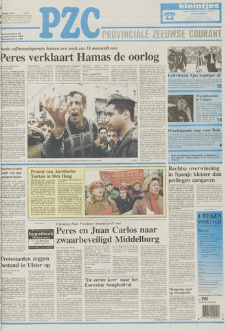 Provinciale Zeeuwse Courant 1996-03-04