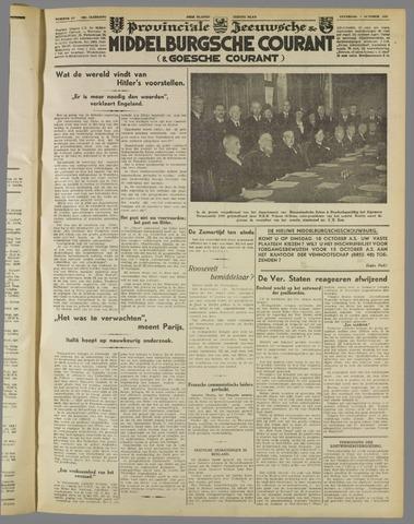 Middelburgsche Courant 1939-10-07