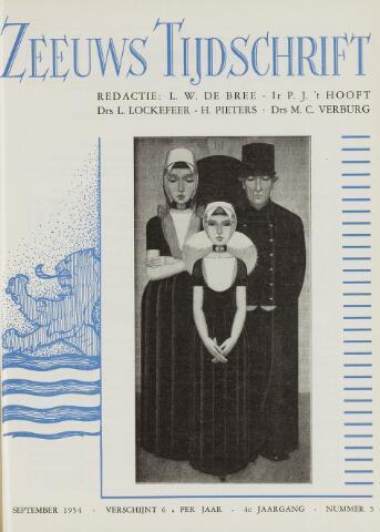 Zeeuws Tijdschrift 1954-09-01