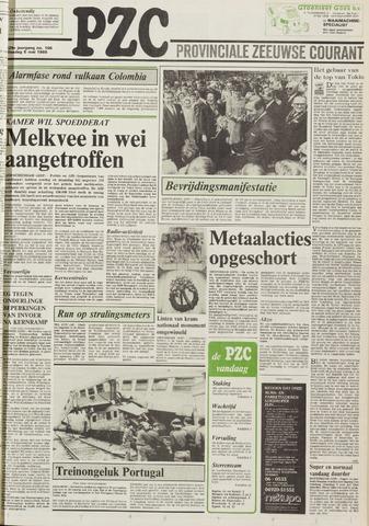 Provinciale Zeeuwse Courant 1986-05-06