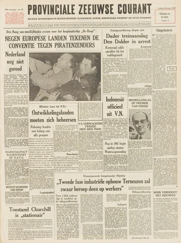 Provinciale Zeeuwse Courant 1965-01-22