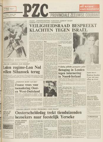 Provinciale Zeeuwse Courant 1973-08-13