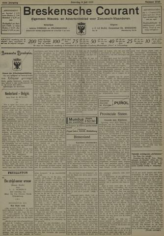 Breskensche Courant 1932-07-09